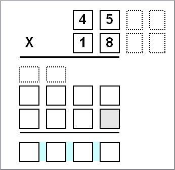 Onglet math matiques ruban word cartable fantastique for Multiplication enfant