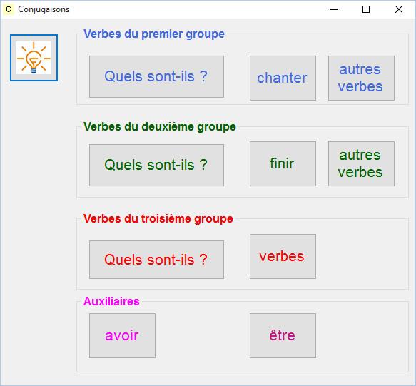 Application De Conjugaison Cartable Fantastique