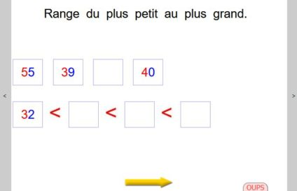 Les Fantastiques exercices de mathématiques CP sont ...