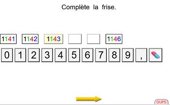 Les Ce1 Et Ce2 Ont Leurs Fantastiques Exercices De Mathematiques Cartable Fantastique